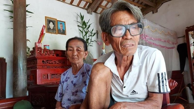Ông Trần Ngọc Chinh.