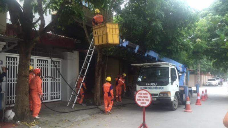 Hải Phòng tăng cường kiểm tra việc tiết kiệm điện