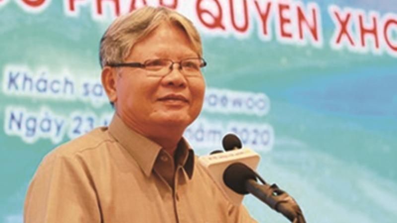 """PGS.TS Hà Hùng Cường, nguyên Bộ trưởng Bộ Tư pháp: """"PLVN đã góp phần nâng cao ý thức pháp luật toàn xã hội"""""""
