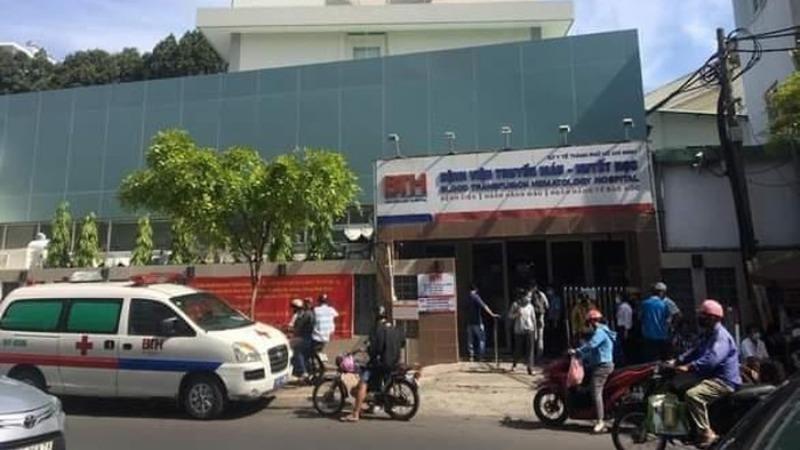 Bệnh viện Truyền máu - huyết học TP HCM bị tố dùng thuốc hết hạn cho bệnh nhân.