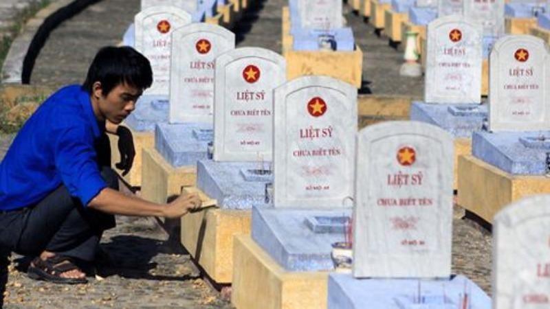 Các anh sống mãi trong lòng mỗi người dân Việt Nam