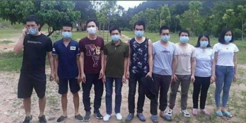 Phạt 25 năm năm tù với nhóm thanh niên đưa người nhập cảnh trái phép vào Việt Nam!