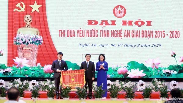 Xây dựng Nghệ An là trung tâm kết nối phát triển của vùng Bắc Trung Bộ