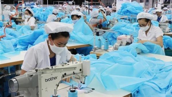 Dệt may là một trong những ngành nghề được dự báo cần nhân lực lao động sắp tới.