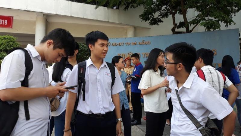 Đà Nẵng miễn học phí 4 tháng đầu năm cho học sinh các cấp. Ảnh minh họa.
