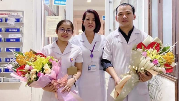 Nữ bác sĩ 2 lần hoãn cưới, vào Đà Nẵng chống dịch