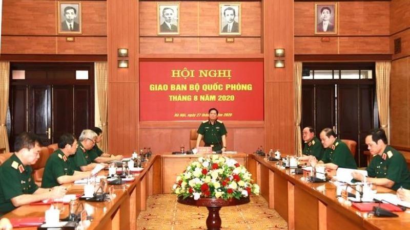 Bộ Quốc phòng triển khai loạt nhiệm vụ quan trọng