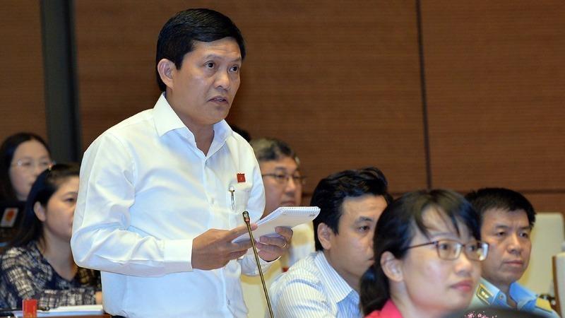 Ông Phạm Phú Quốc.