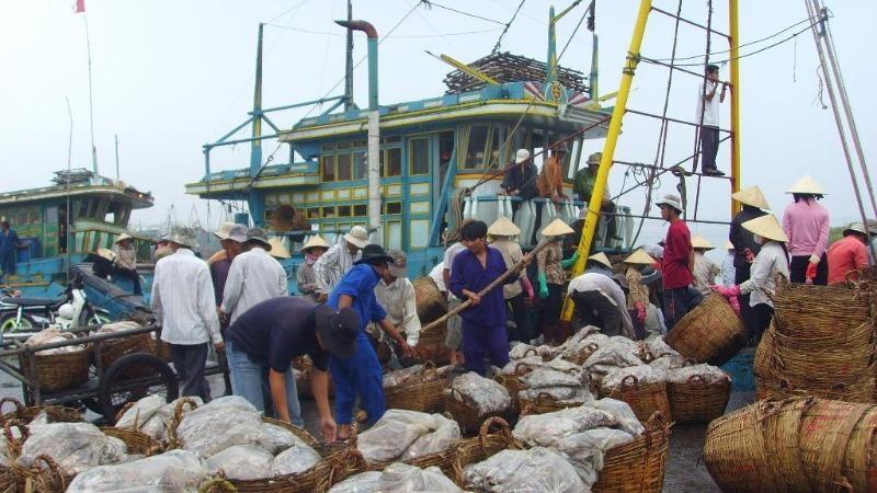 Việt Nam quyết tâm gỡ thẻ vàng với ngành thủy sản.