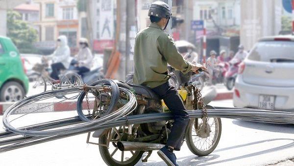 Giải quyết vấn nạn ô nhiễm môi trường: Hỗ trợ đổi xe máy cũ có khả thi?