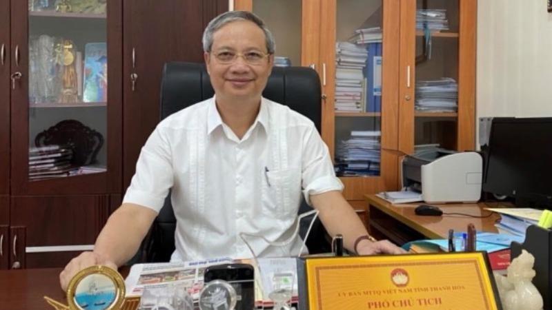 Ông Nguyễn Văn Tòng.