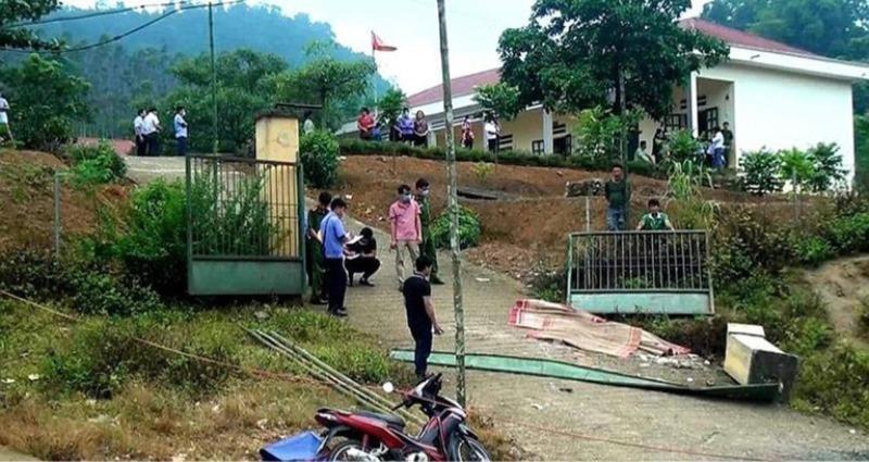 Tai nạn trong trường học, trách nhiệm thuộc về ai ?