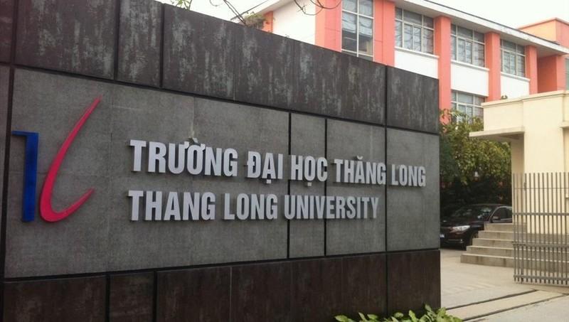 Điểm chuẩn trường Đại học Thăng Long tăng cao