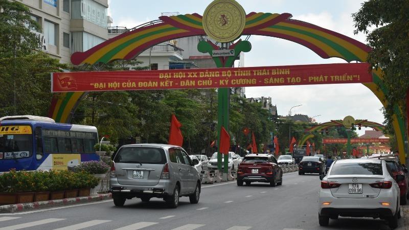 Thái Bình phấn đấu trở thành tỉnh phát triển trong khu vực Đồng bằng sông Hồng