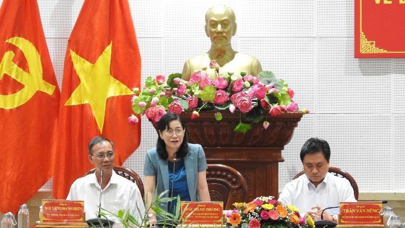 Ban Tuyên giáo Tỉnh ủy Tiền Giang thông tin về công tác chuẩn bị Đại hội Đảng lần thứ XI, nhiệm kỳ 2020 - 2025.