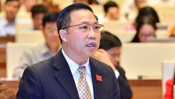 Đại biểu Quốc hội Lưu Bình Nhưỡng.