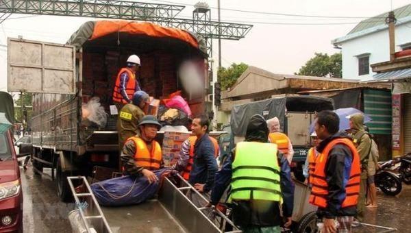 Đảm bảo sử dụng đúng kinh phí hỗ trợ khắc phục hậu quả mưa lũ
