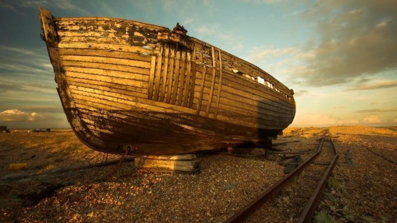 Câu chuyện về con tàu Noah trong Kinh Thánh đã cuốn hút hàng triệu người… (Ảnh minh họa).