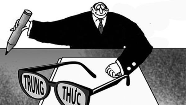Xử nghiêm hành vi kê khai tài sản không trung thực