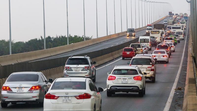 Cao tốc TP HCM - Long Thành - Dầu Giây.