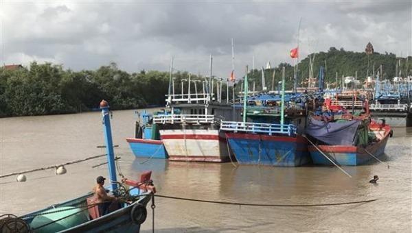 Chủ tàu thuyền không chấp hành quy định phòng tránh bão sẽ bị xử lý nghiêm.