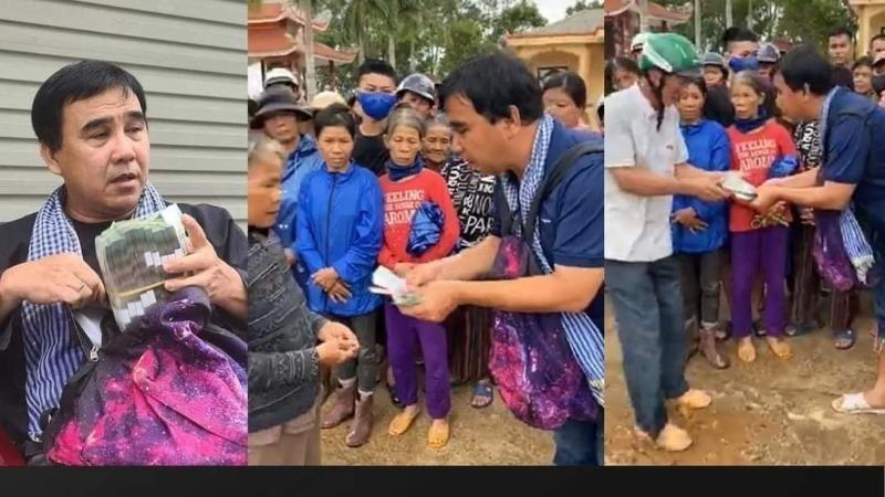 Nghệ sỹ Quyền Linh ngỡ ngàng vì thu hơn 2 tỷ sau một giờ livestream.