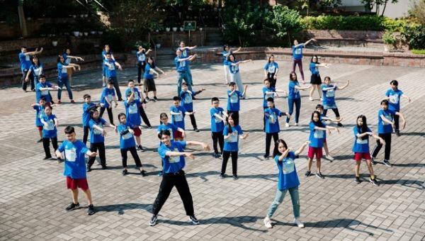 Vũ điệu nâng cao nhận thức về môi trường nhân Ngày Trẻ em thế giới