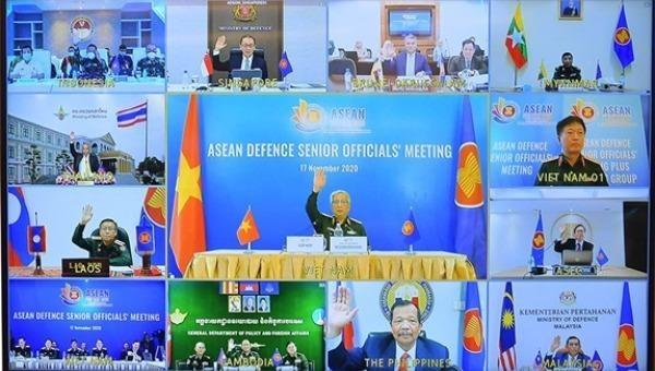 Đại biểu các nước tham dự hội nghị. Ảnh: Trọng Hải