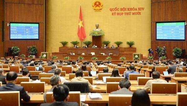 Đa số đại biểu Quốc hội không đồng ý tách luật Giao thông đường bộ và không chuyển thẩm quyền cấp GPLX từ Bộ GTVT sang Bộ Công an.