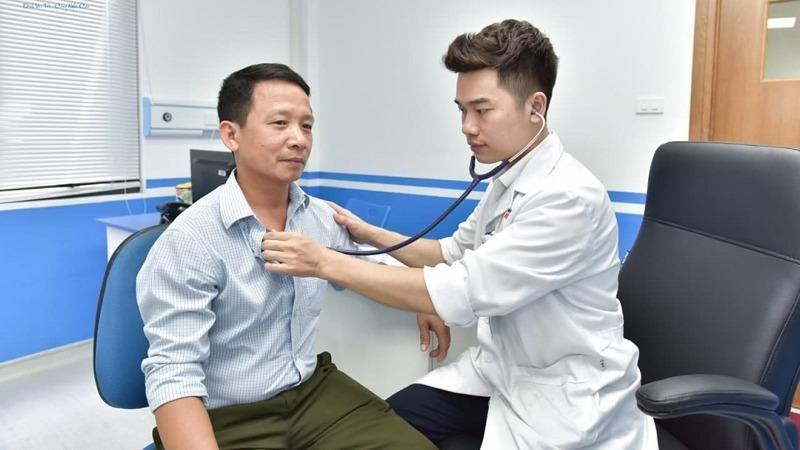 Đi khám sức khỏe định kỳ, bất ngờ nhập viện điều trị vì phát hiện khối u