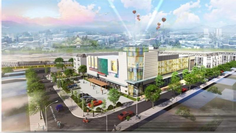 Dự án Trung tâm thương mại Chợ Sắt  (Hải Phòng) sẽ không có nhà ở