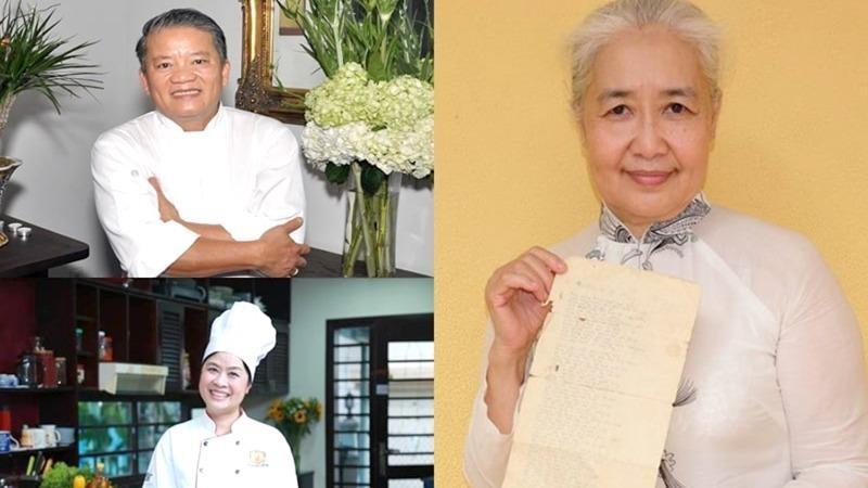 Các đầu bếp nổi tiếng Việt Nam làm nên những tác phẩm ẩm thực chinh phục thế giới.