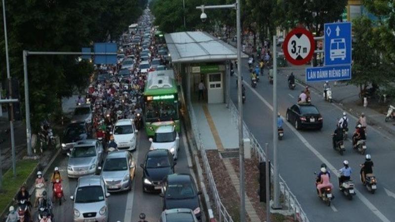 BRT Hà Nội chưa đạt hiệu quả như kỳ vọng.