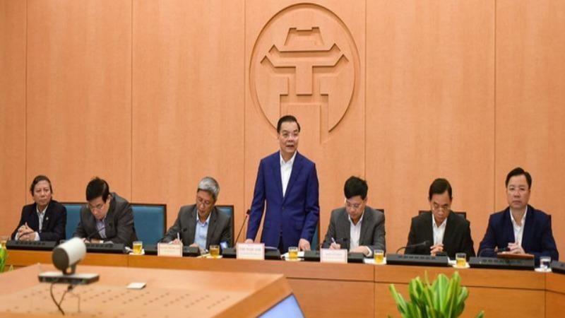 Hà Nội: Chủ quan để xảy ra dịch bệnh sẽ xử lý người đứng đầu
