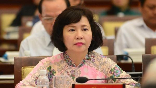 Khai trừ ra khỏi Đảng đối với  bà Hồ Thị Kim Thoa
