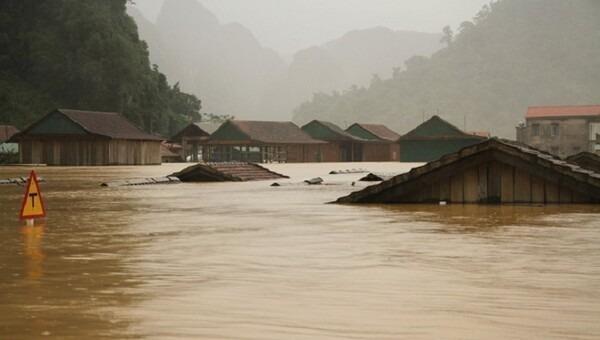 Thiệt hại 30.000 tỷ đồng do thiên tai dị thường