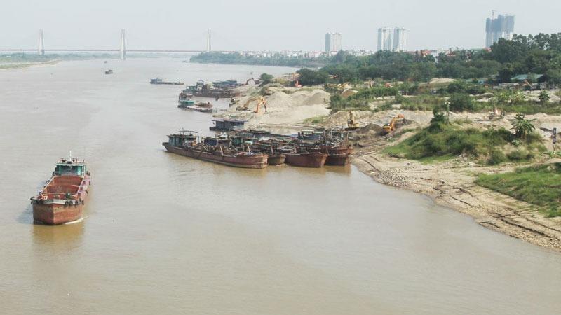 Kỳ họp 18 HĐND TP Hà Nội: Sẽ tập trung chất vấn về quản lý cát, sỏi lòng sông