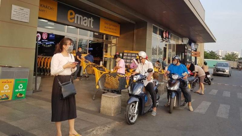 TP Hồ Chí Minh trong đợt bùng phát dịch thứ 3: Dù lo lắng nhưng người dân vẫn bình tĩnh đối mặt