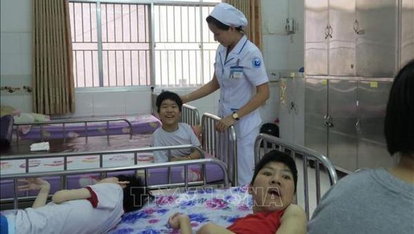 Vận động hơn 367 tỷ đồng trợ giúp nạn nhân chất độc da cam