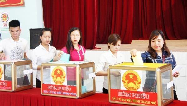 Xử lý nghiêm hành vi lợi dụng tố cáo để phá hoại bầu cử