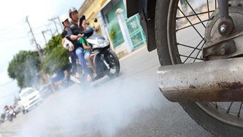 TP HCM lấy ý kiến về đề án thí điểm kiểm soát khí thải xe máy