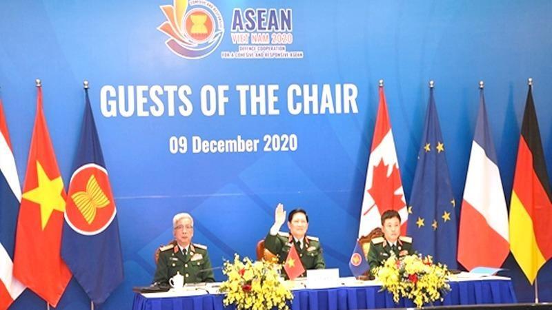 Chương trình khách mời của nước Chủ tịch được tổ chức lần đầu tiên theo sáng kiến của Việt Nam.