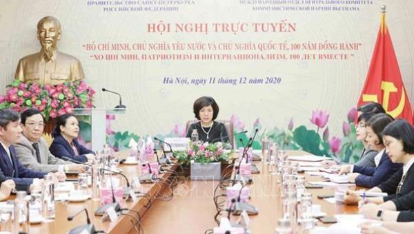 Khẳng định giá trị của tư tưởng Hồ Chí Minh về chủ nghĩa yêu nước