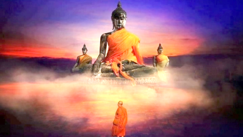 Thoát khỏi thống khổ, gặt hái điều tốt đẹp là do bản thân mỗi người chứ không nằm ở sự cầu xin, ban phước .của Đức Phật.