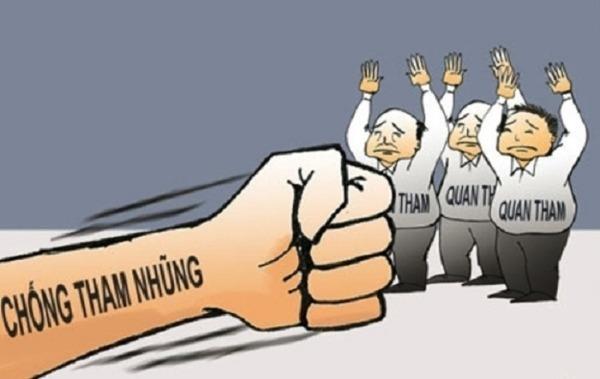 Kiên quyết loại bỏ tham nhũng