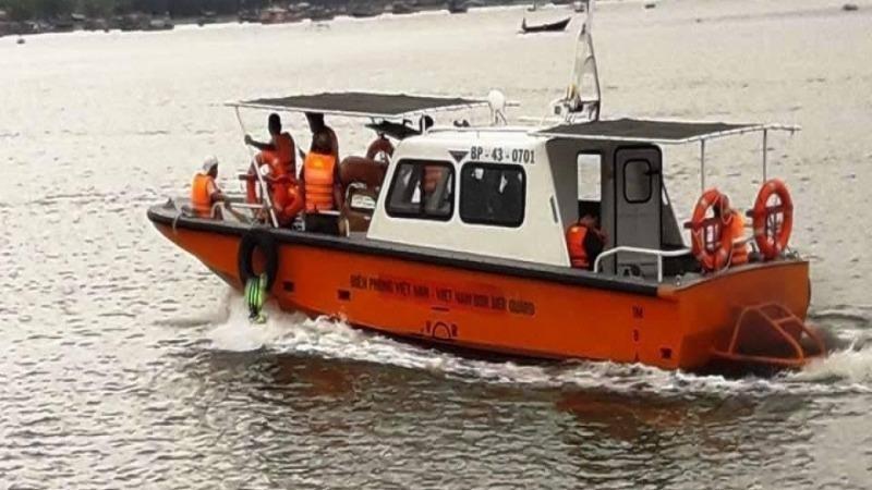 Tìm thấy thi thể người anh trong vụ lật thuyền trên sông Thu Bồn