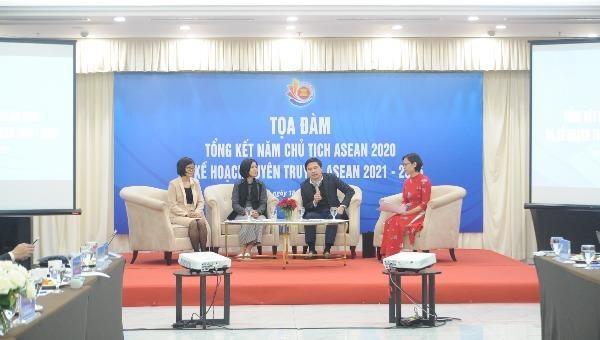 Báo chí đồng hành cùng thành công năm Chủ tịch ASEAN