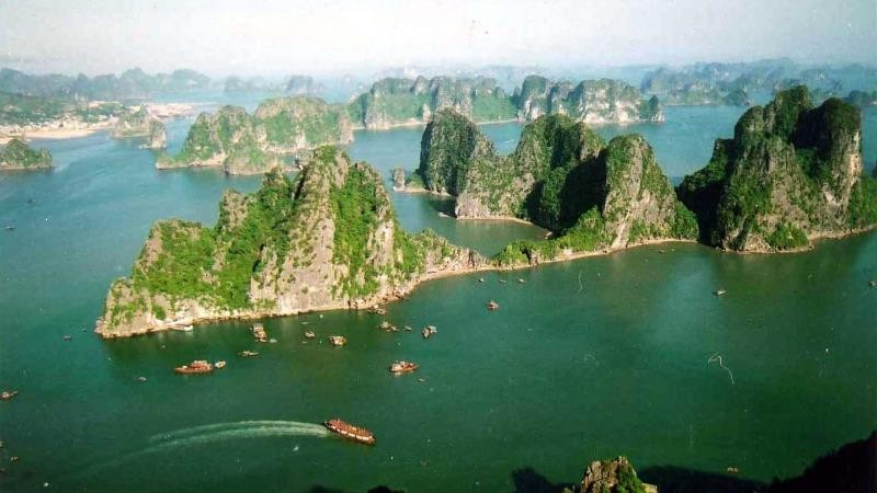 Du lịch biển đảo ứng phó biến đổi khí hậu