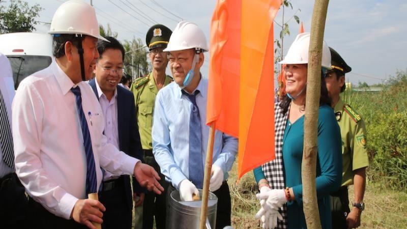 Tỉnh đầu tiên hưởng ứng sáng kiến 1 tỷ cây xanh của Thủ tướng