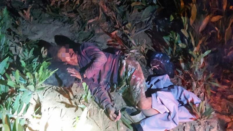 Người đàn ông bị đa chấn thương nghi do voi rừng quật